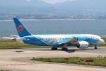 セブンさんが、関西国際空港で撮影した中国南方航空 787-8 Dreamlinerの航空フォト(飛行機 写真・画像)