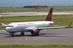 セブンさんが、関西国際空港で撮影した吉祥航空 A320-214の航空フォト(飛行機 写真・画像)
