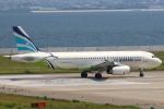 セブンさんが、関西国際空港で撮影したエアプサン A320-232の航空フォト(写真)