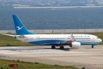 セブンさんが、関西国際空港で撮影した厦門航空 737-85Cの航空フォト(飛行機 写真・画像)