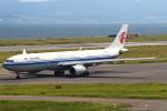 セブンさんが、関西国際空港で撮影した中国国際航空 A330-343Xの航空フォト(飛行機 写真・画像)