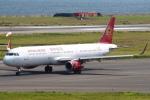 セブンさんが、関西国際空港で撮影した吉祥航空 A321-231の航空フォト(飛行機 写真・画像)