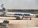 twinengineさんが、フランクフルト国際空港で撮影したパンアメリカン航空 A310-200の航空フォト(写真)