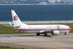 セブンさんが、関西国際空港で撮影した中国東方航空 737-89Pの航空フォト(飛行機 写真・画像)