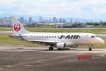 セブンさんが、伊丹空港で撮影したジェイ・エア ERJ-170-100 (ERJ-170STD)の航空フォト(写真)