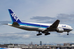 セブンさんが、伊丹空港で撮影した全日空 777-281の航空フォト(写真)