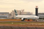 kuro2059さんが、成田国際空港で撮影したキャセイパシフィック航空 777-367/ERの航空フォト(写真)