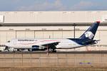 panchiさんが、成田国際空港で撮影したアエロメヒコ航空 767-283/ERの航空フォト(飛行機 写真・画像)