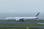 らむえあたーびんさんが、羽田空港で撮影したエールフランス航空 777-328/ERの航空フォト(写真)