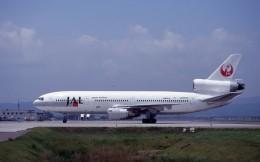 kumagorouさんが、仙台空港で撮影した日本航空 DC-10-40の航空フォト(飛行機 写真・画像)