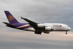 kuro2059さんが、成田国際空港で撮影したタイ国際航空 A380-841の航空フォト(飛行機 写真・画像)