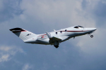 yabyanさんが、名古屋飛行場で撮影した朝日航洋 HA-420の航空フォト(飛行機 写真・画像)