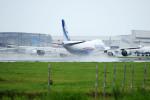 apphgさんが、成田国際空港で撮影した日本貨物航空 747-8KZF/SCDの航空フォト(写真)