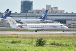 Dreamliner_NRT51さんが、成田国際空港で撮影したヤーリアン・ビジネスジェット CL-600-2B19 Challenger 850の航空フォト(写真)