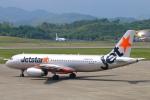 Kuuさんが、高松空港で撮影したジェットスター・ジャパン A320-232の航空フォト(飛行機 写真・画像)