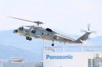 なごやんさんが、名古屋飛行場で撮影した海上自衛隊 SH-60Jの航空フォト(写真)
