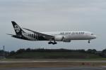 kuro2059さんが、成田国際空港で撮影したニュージーランド航空 787-9の航空フォト(飛行機 写真・画像)