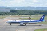 どんちんさんが、新千歳空港で撮影した全日空 A321-272Nの航空フォト(写真)