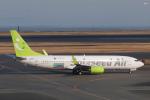 らむえあたーびんさんが、羽田空港で撮影したソラシド エア 737-86Nの航空フォト(写真)