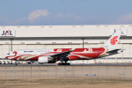 panchiさんが、成田国際空港で撮影した中国国際航空 777-2J6の航空フォト(飛行機 写真・画像)