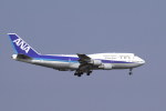 senyoさんが、羽田空港で撮影した全日空 747-481(D)の航空フォト(写真)