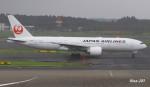 RINA-281さんが、成田国際空港で撮影した日本航空 777-246/ERの航空フォト(写真)