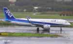 RINA-281さんが、成田国際空港で撮影した全日空 A320-271Nの航空フォト(写真)