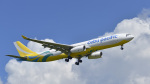 パンダさんが、成田国際空港で撮影したセブパシフィック航空 A330-343Xの航空フォト(写真)