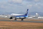 kuro2059さんが、伊丹空港で撮影した全日空 777-281の航空フォト(写真)