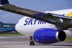 アングリー J バードさんが、福岡空港で撮影したスカイマーク A330-343Xの航空フォト(飛行機 写真・画像)