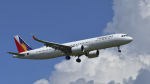 パンダさんが、成田国際空港で撮影したフィリピン航空 A321-271Nの航空フォト(飛行機 写真・画像)