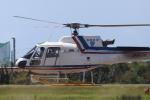 小型機専門家さんが、高知空港で撮影した四国航空 AS350B3 Ecureuilの航空フォト(写真)