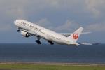 わんだーさんが、中部国際空港で撮影した日本航空 777-246/ERの航空フォト(写真)