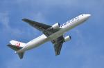 EC5Wさんが、那覇空港で撮影した日本航空 767-346の航空フォト(写真)
