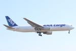 AIR兄ぃさんが、成田国際空港で撮影した全日空 767-381/ER(BCF)の航空フォト(写真)
