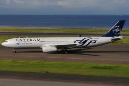 きんめいさんが、中部国際空港で撮影したガルーダ・インドネシア航空 A330-343Xの航空フォト(飛行機 写真・画像)
