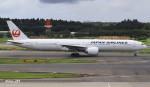 RINA-281さんが、成田国際空港で撮影した日本航空 777-346/ERの航空フォト(写真)