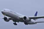 Orange linerさんが、成田国際空港で撮影したユナイテッド航空 777-322/ERの航空フォト(写真)
