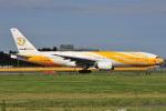 Orange linerさんが、成田国際空港で撮影したノックスクート 777-212/ERの航空フォト(写真)