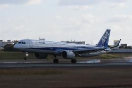 kuro2059さんが、伊丹空港で撮影した全日空 A321-272Nの航空フォト(写真)
