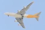 kuro2059さんが、中部国際空港で撮影したカリッタ エア 747-4H6M(BCF)の航空フォト(写真)