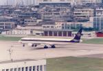 JA8037さんが、啓徳空港で撮影したUPS航空 DC-8-73CFの航空フォト(写真)