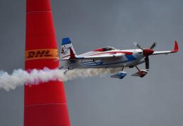 チャーリーマイクさんが、幕張で撮影したサザン・エアクラフト・コンサルタント Edge 540 V2の航空フォト(飛行機 写真・画像)
