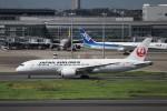KAZFLYERさんが、羽田空港で撮影した日本航空 787-8 Dreamlinerの航空フォト(写真)