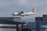 kuro2059さんが、伊丹空港で撮影した日本エアコミューター ATR-42-600の航空フォト(飛行機 写真・画像)