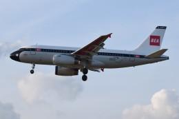 k-spotterさんが、ロンドン・ヒースロー空港で撮影したブリティッシュ・エアウェイズ A319-131の航空フォト(飛行機 写真・画像)