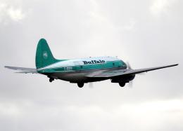 voyagerさんが、イエローナイフ空港で撮影したバッファロー・エアウェイズ C-46D-10-CUの航空フォト(飛行機 写真・画像)