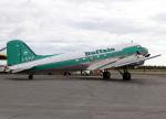 voyagerさんが、イエローナイフ空港で撮影したバッファロー・エアウェイズ DC-3Cの航空フォト(写真)