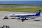 mild lifeさんが、神戸空港で撮影した全日空 A321-211の航空フォト(写真)