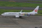 みるぽんたさんが、羽田空港で撮影した日本航空 737-846の航空フォト(写真)